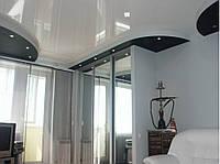 Натяжные потолки глянцевые(лаковые) Киев от Akros-Komfort ™ -  с безопасным монтажем.