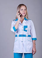 Жіночий медичний костюм коттон ХелсЛайф