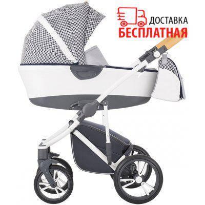 Детская универсальная коляска 2 в 1 Bresso Premium Bebetto