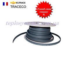 Саморегулирующийся нагревательный кабель ELTRACE TRACEСО 10W (отрезной) Франция