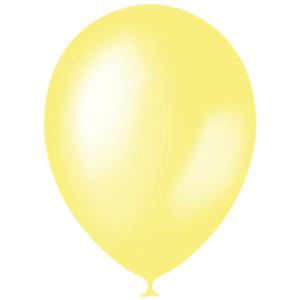 """Воздушные шары 12""""(30 см)  Перламутр IVORY 077 В упак: 100 шт. Пр-во:""""Latex Occidental""""(Мексика)"""