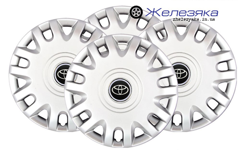 Колпаки на колеса R15 SKS/SJS №333 Toyota