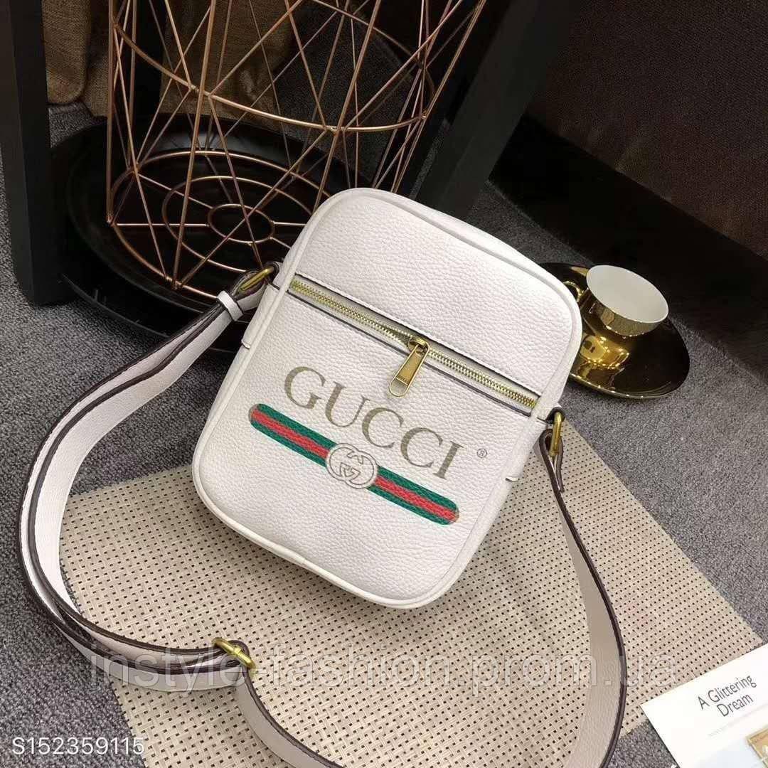 26650fc31510 Сумка-клатч Gucci Гуччи женская белая: купить недорого копия продажа ...