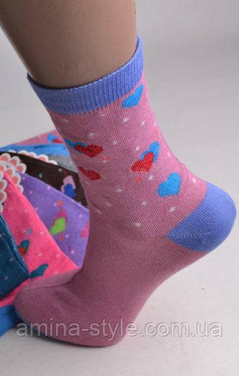 Женские демисезонные носки, разные цвета