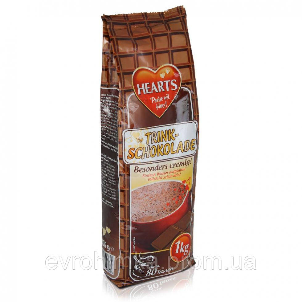 Горячий шоколад Hearts Trink Schokolade 1кг