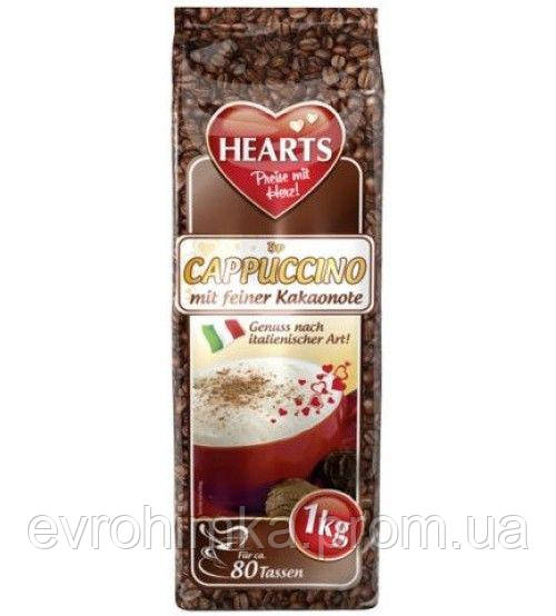 Капучино Hearts Kakaonote  1кг
