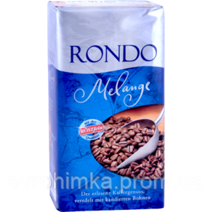 Кофе молотый Rondo Melange 500 грамм карамелизованный