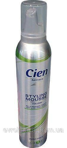 Пенка для укладки волос Cien Styling Mouse Volume 250 мл