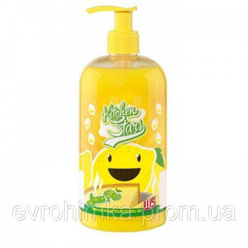 Средство для мытья детской посуды W5 Kitchen Stars Lemon Pie 500 мл