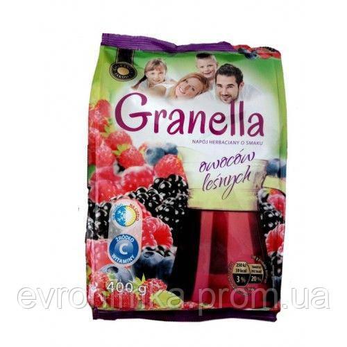 Чай гранулированный Granella Лесная ягода 400гр