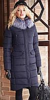 Женское пальто практичное на зиму