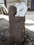 Статуэтка ангел купить. Ангел из вибробетона №4  34 см, фото 6