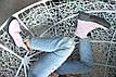 Женские ботинки весна-осень ручной работы, фото 4