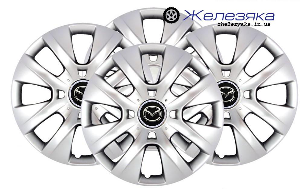 Колпаки на колеса R15 SKS/SJS №334 Mazda