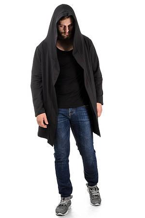 Мантия мужская черная