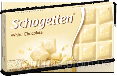 Шоколад Schogetten White 100 гр