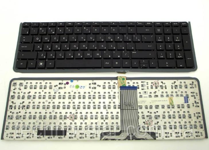 Клавиатура для ноутбука HP Envy 17-3000 17-3200 17t-3000 17t-3200 657125-001 V128026AS1 (русская раскладка