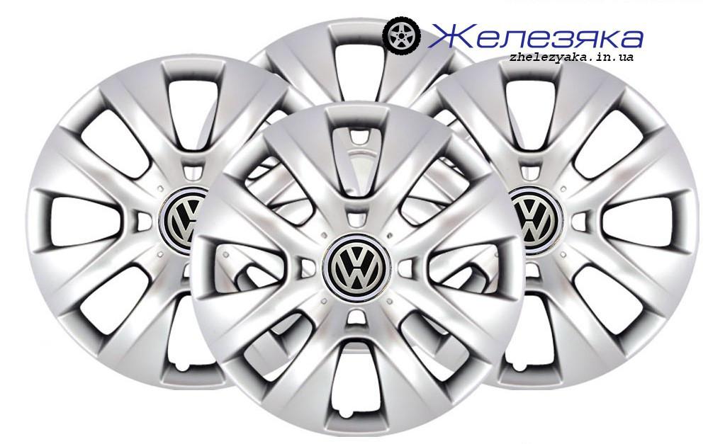 Ковпаки на колеса R15 SKS/SJS №334 Volkswagen