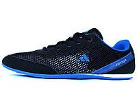 Кроссовки мужские Adidas (реплика) Натуральная кожа (А-390ч)