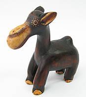 """Фигурка деревянная """"Верблюд"""""""