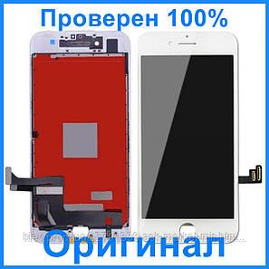 Дисплей Apple iPhone 7 Plus | Оригинал | Белый, фото 2