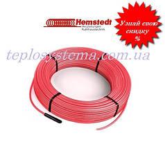 Двужильный нагревательный кабель Hemstedt BRF-IM 2080W 75,35m (27 Вт/м)  для систем снеготаяния (Германия)