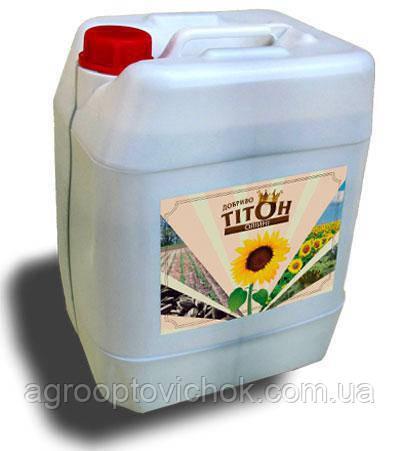 Титон Масляные подсолнечник (10л), фото 2