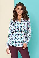 Блуза из крепдешина, фото 1