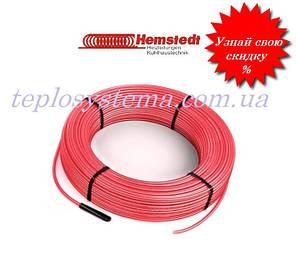 Двужильный нагревательный кабель Hemstedt BRF-IM 2430W 87,38m (27 Вт/м)  для систем снеготаяния (Германия), фото 2