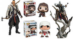 Funko Pop и фигурки Кредо ассасина Assassin's Creed