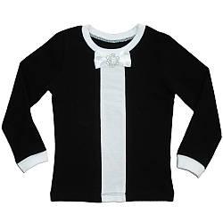 Школьная блуза для девочки Шарм