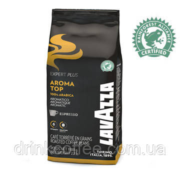 Кофе в зернах Lavazza Aroma Top, 100% Арабика, Италия, 1 кг