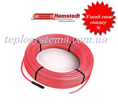 Двужильный нагревательный кабель Hemstedt BRF-IM 3197W 118,42m (27 Вт/м)  для систем снеготаяния (Германия)