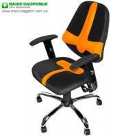 Кресло ортопедическое компьютерное для офиса и дома. Серия Classic Maxi.