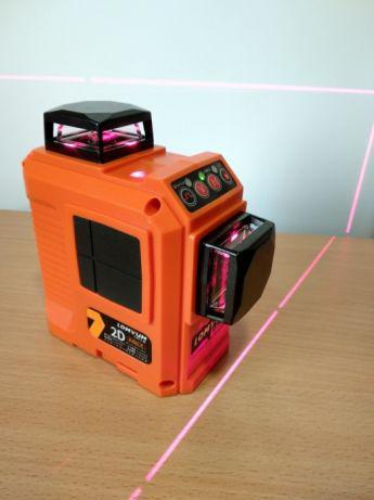 Лазерный уровень нивелир Lomvum 2D (2-360)