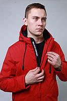 Куртка весенне-осенняя деми на синтепоне мужская