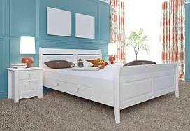 Кровать 160 БЕЙЛИ с ящиками Империя дерева