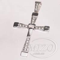 Серебряный крест Доминика Торетто из «Форсаж»