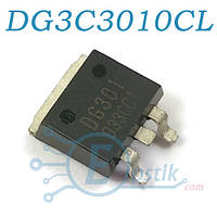 DG3C3010CL, IGBT транзистор N Channel, 330В, 40А, TO263