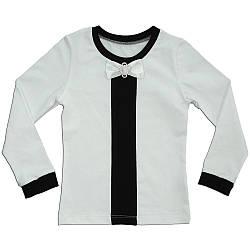 Шкільна блуза для дівчинки Шарм оптом