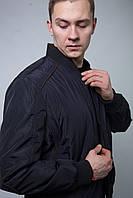 Куртка мужская весенне-осенняя короткая на резинке