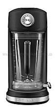 Блендер стаціонарний електричний 1.8 л KitchenAid ARTISAN 1.8 L Magnetic Drive Blender 5KSB5080EBK