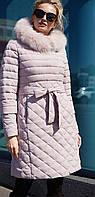Женское полупальто современного дизайна, фото 1