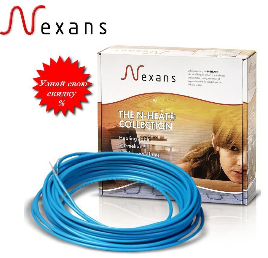 Одножильный нагревательный кабель Nexans TXLP/1R  1280/28 для систем снеготаяния (Норвегия)