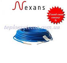Одножильный нагревательный кабель Nexans TXLP/1R  1280/28 для систем снеготаяния (Норвегия), фото 2