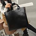 Женская сумка шоппер и органайзер Zara Shopper Ginger , фото 9