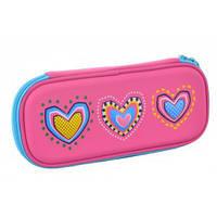 Пенал твердый 3D Lovely heart 531962