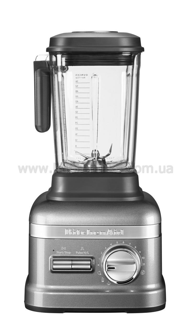 Блендер стационарный электрический 2.6 л KitchenAid ARTISAN 2.6 L Power Plus Blender 5KSB8270EMS