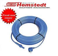 Двухжильный нагревательный кабель FS 40W - 4m со встроенным термостатом Hemstedt