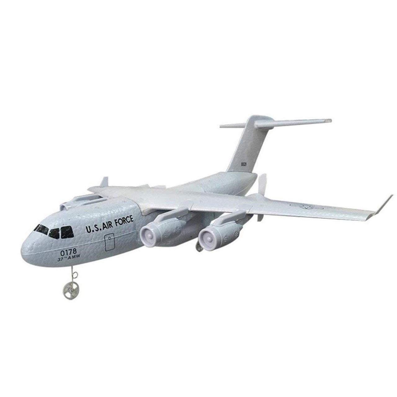 Літак на радіоуправлінні. Конструктор з EPP. Клей для EPP в подарунок